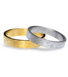Aliança boda or groc Spring