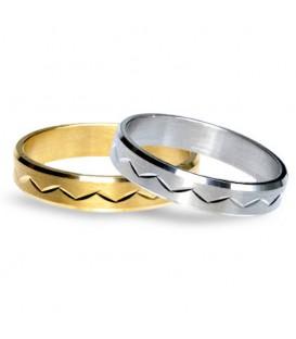 Aliança boda or Crown