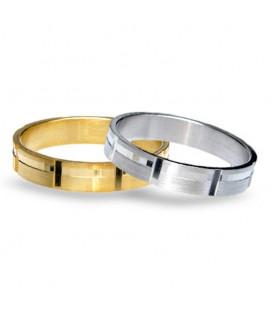 Aliança boda or Sapphire