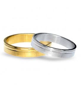 Aliança boda or Dual