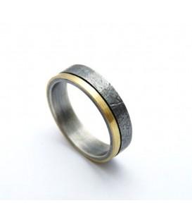 Aliança boda plata i or Basic